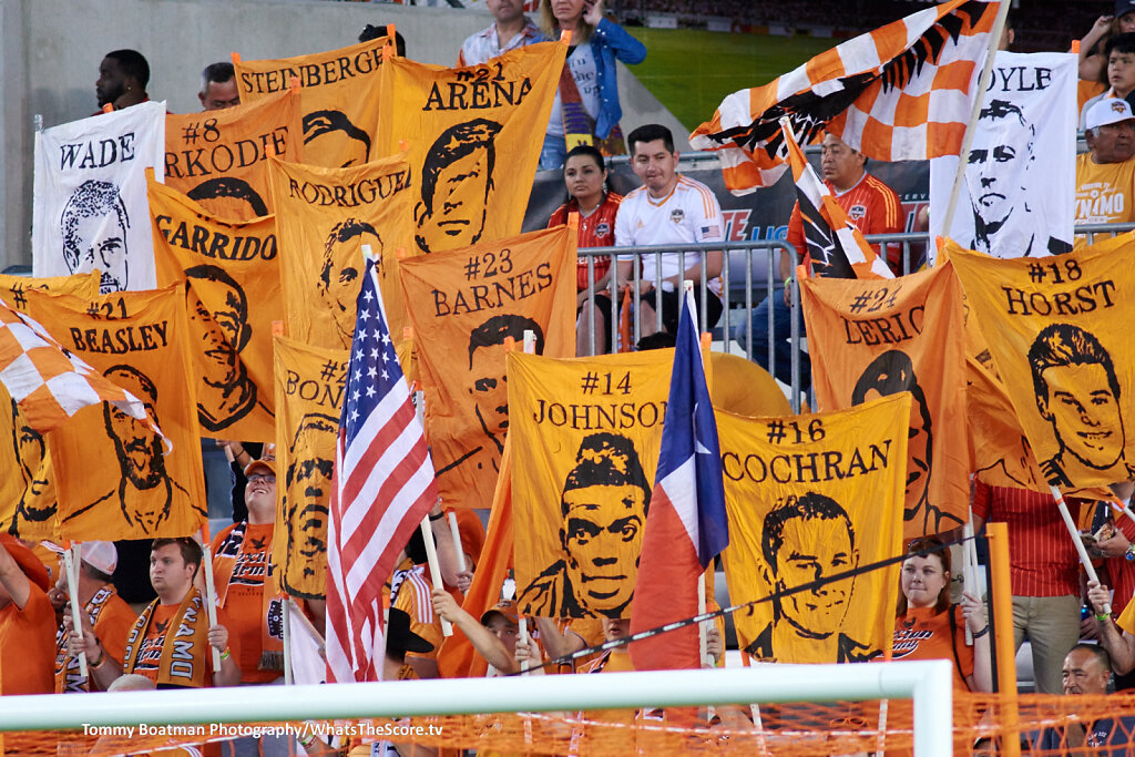 Houston Dynamo Soccer