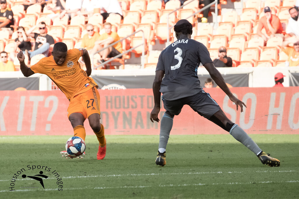 Dynamo vs Minnesota 06-18-19